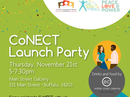 Join us for the CoNECT launch!