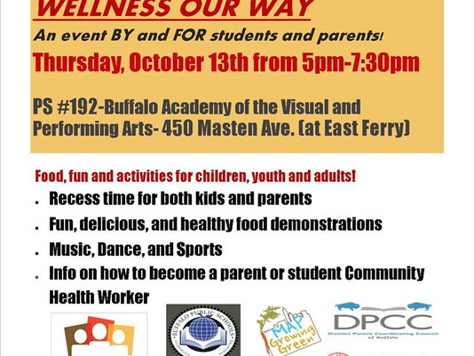 WELLNESS OUR WAY- WOW!