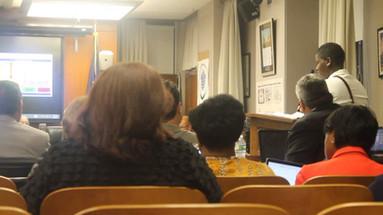 Adiah Aytch Speaking to Buffalo Board of Education