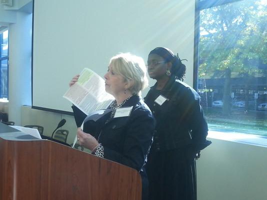 Community Puts Forth Solutions to Transform Community Health at CHWNB Health Policy Summit