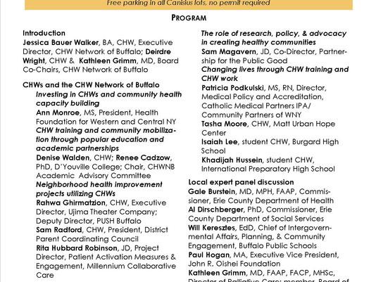 Stakeholder Seminar Program