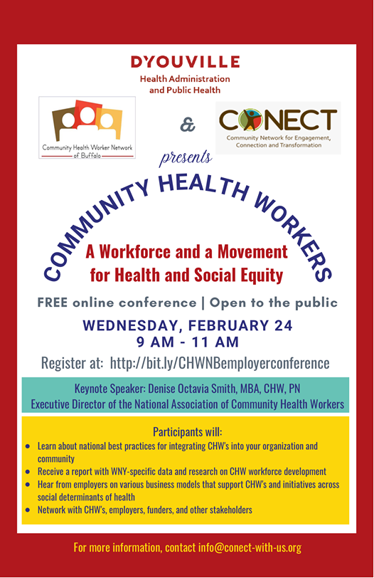 CHW Conference Feb 24