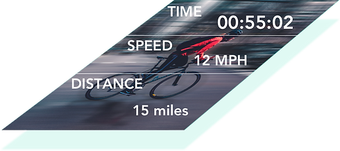 Track your ride with Ouvos and give roads a safety rating