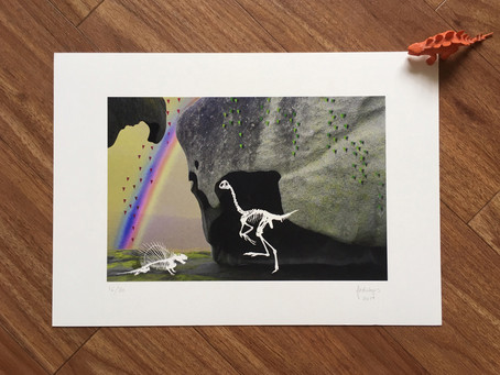 Hooray: (One Day) My Prints Have Come!