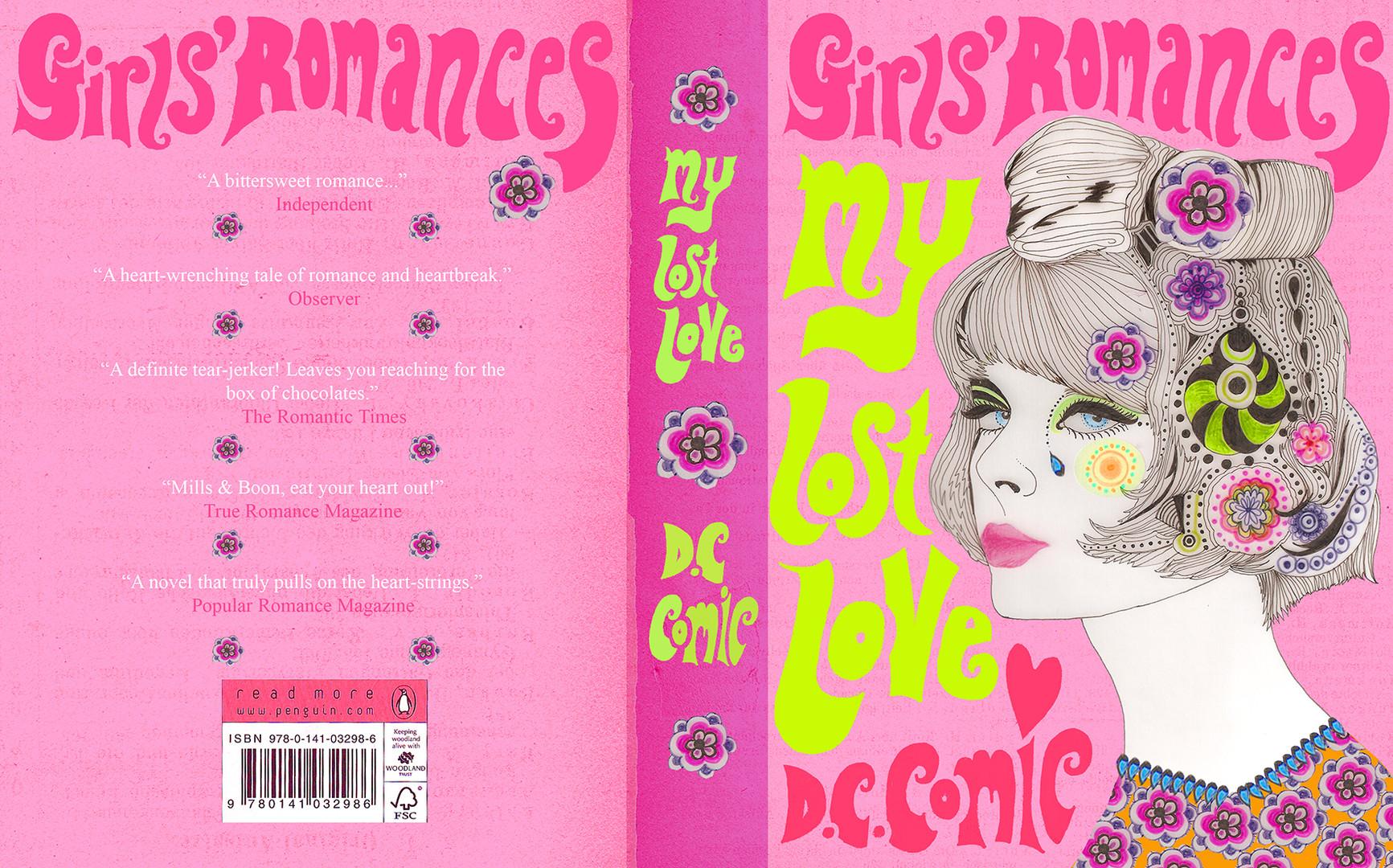 GIRLS' ROMANCES: MY LOST LOVE - D.C.COMIC
