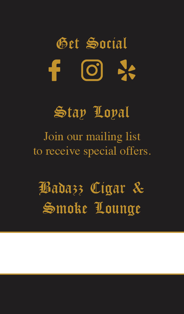 Badazz Cigars
