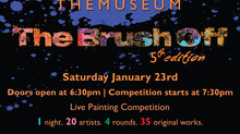 """The Brush Off 5th Edition"""