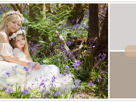 Bluebell photography hints and tips