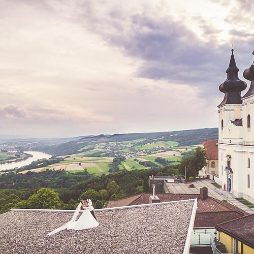 Hochzeit Johanna & Radu im Hotel Schachner Maria Taferl