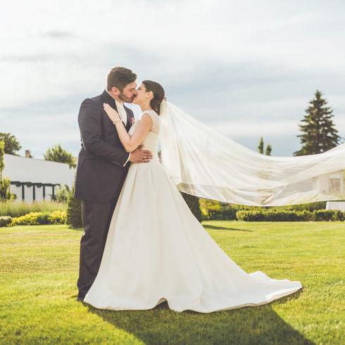 Hochzeit im Schloss Raggendorf im Bezirk Gänsendorf