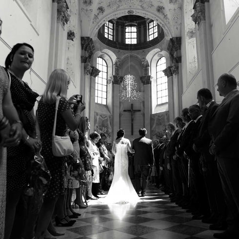 Hochzeit in der Kartause Gaming