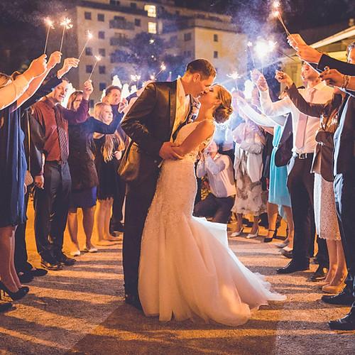 Hochzeit Sabrina & Mario im Casino Baden