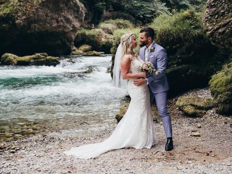 Hochzeit am Ramsauhof in Purgstall