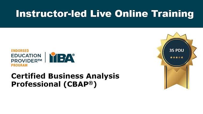 CBAP-ILT