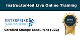 Instructor-led Live Online Training,  16 PD Hours