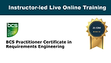Instructor-led Live Online Training,  21 PD Hours