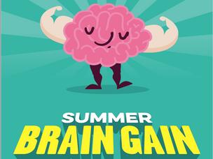 Summer Brain Gain