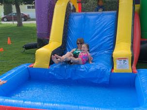 Splashing into summer
