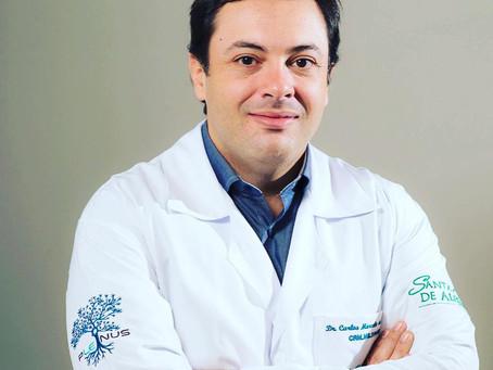 Médico de Alfenas é escolhido Diretor Científico da Sociedade Brasileira para estudos da dor (Sbed)