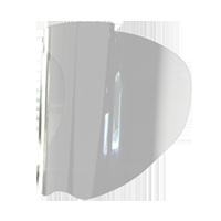 Sichtscheibe passend zu clearmaxx Schleifhelm