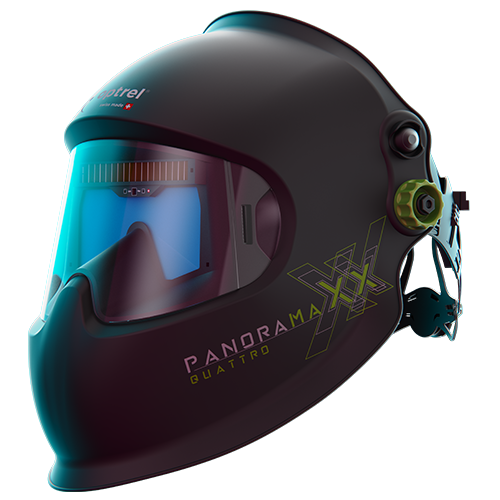 optrel panoramaxx quattro automatik schweißhelm