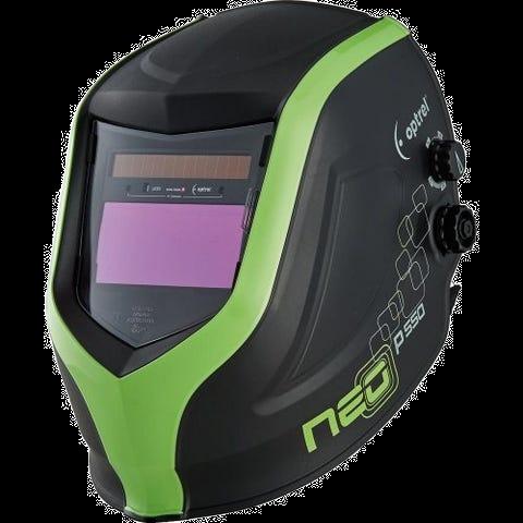 Optrel p550 neo green Automatik Schweißhelm