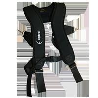 Optrel Schultertrageeinheit e3000x für Gebläseatemschutzgerät
