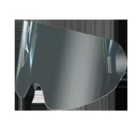 Vorsatzscheiben Optrel Panoramaxx, außen und innen