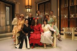 De cast van De Tante van Charlie