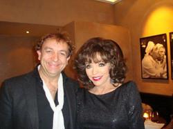 Met Joan Collins