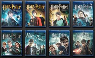 Harry Potter (alle films)