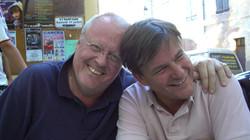 Guus Verstraete en Ton