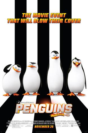 Pinguins van Madagaskar