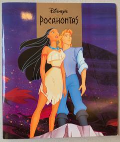 Pocahontas luisterboek