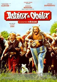 Asterix en Obelix tegen Cesar