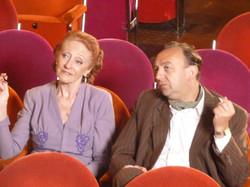 Met Gerrie van der Klei
