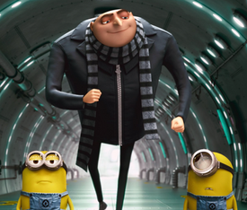 The Rise of Gru 2021