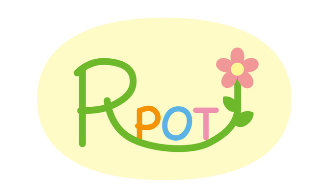 「Rpot」ロゴ制作/さがみはら環境活動ネットワーク会議さま