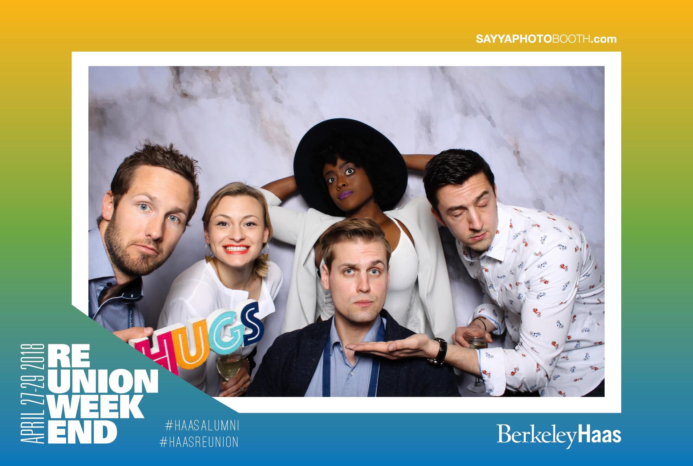 Berkeley Haas Reunion Social Day 1