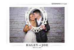 Haley & Joe's Wedding