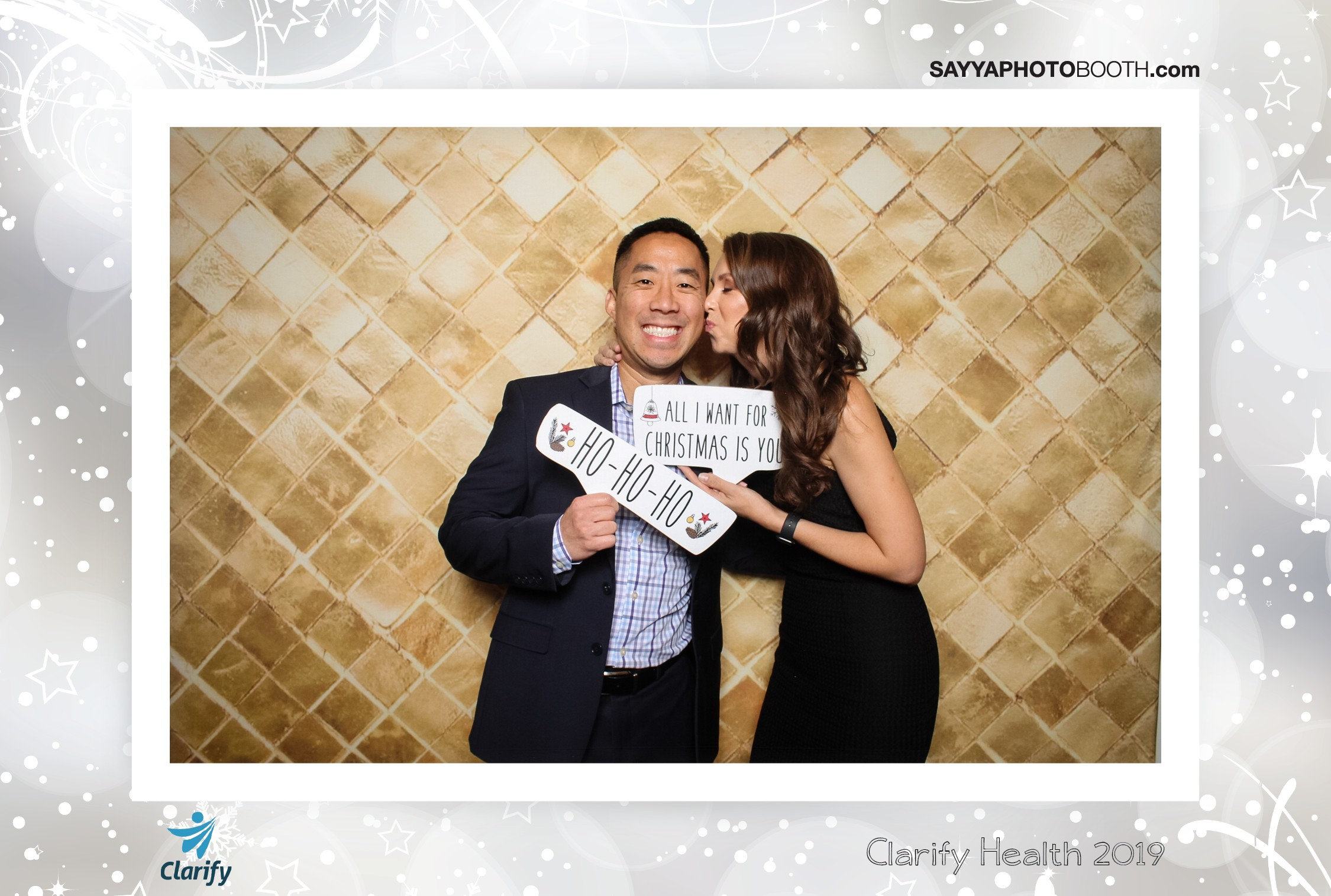 Clarify Health Holiday Party