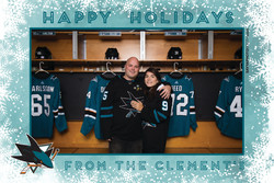 Sharks STH Holiday Photos 4-4:30PM