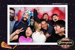 Giorgio's 2019 Staff Party