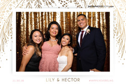 Lily and Hector's Wedding