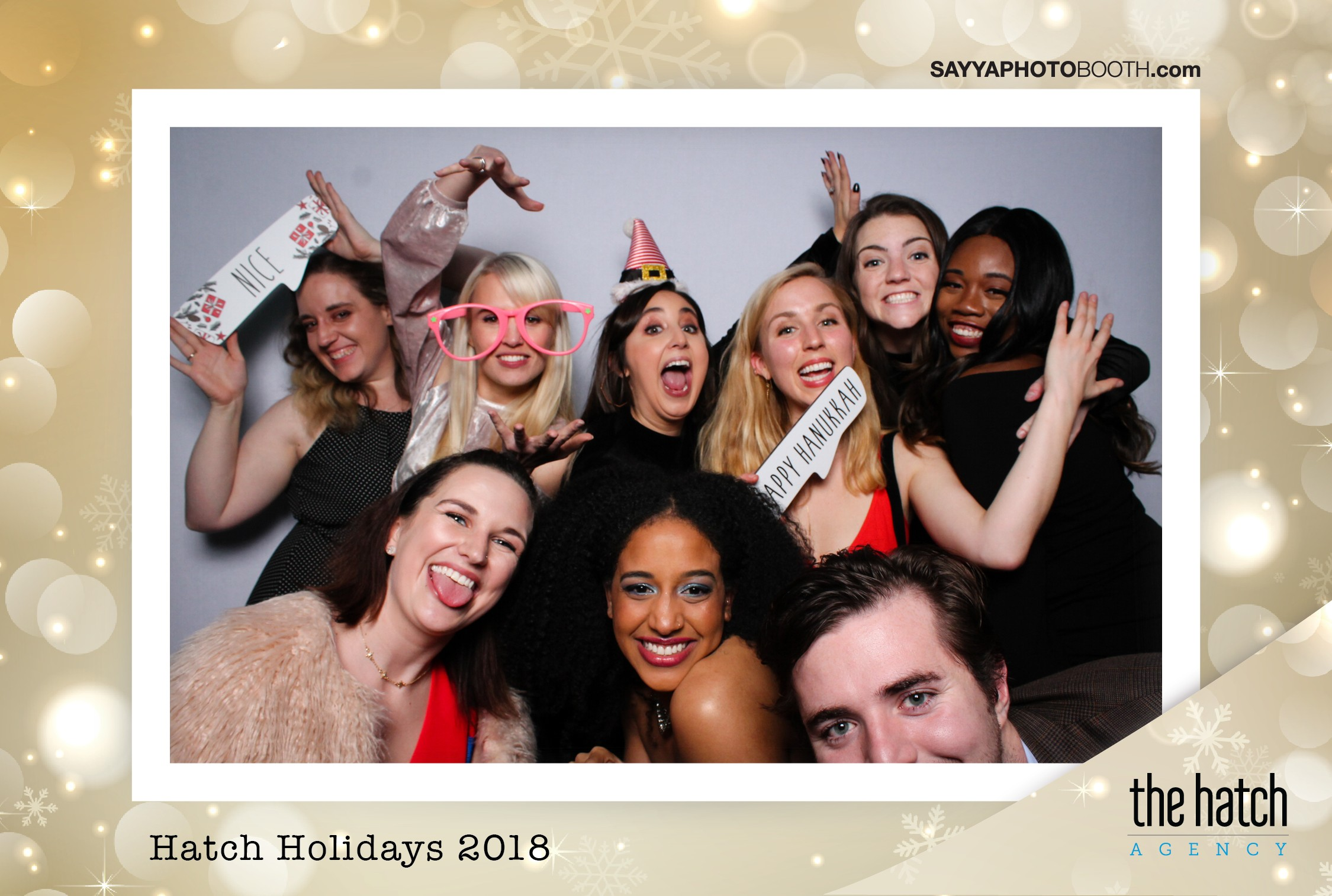 Hatch Holiday Party 2018