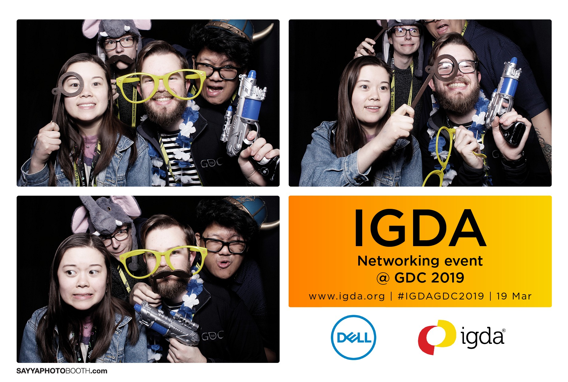 IGDA @ GDC Networking Event