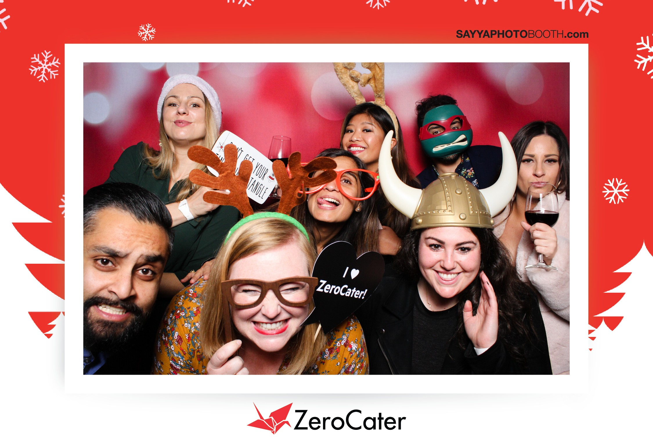 ZeroCater Holiday Party