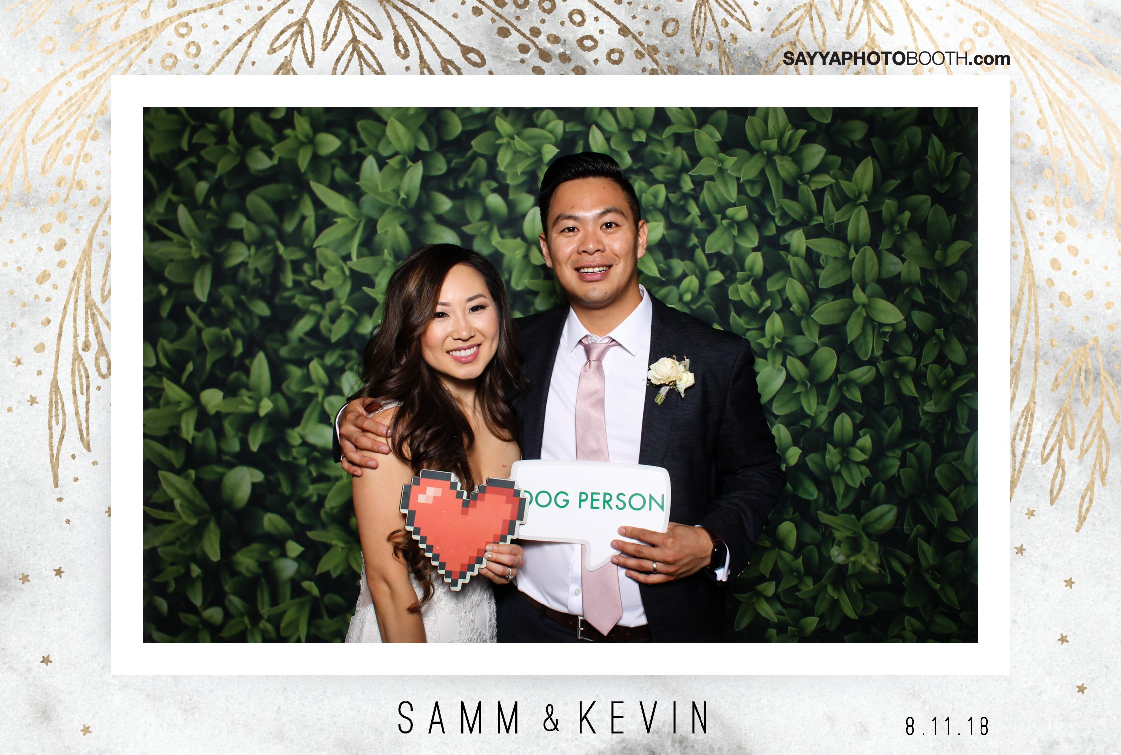Samantha and Kevin's Wedding