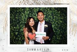 Samantha and Kevin's Wedding