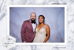 Cara and Marlon's Wedding